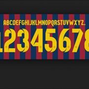 Номера для футбольных форм, Спортивная атрибутика фото