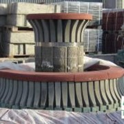 Изделия из архитектурного бетона фото
