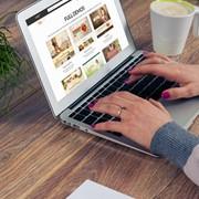 Интернет-магазин с индивидуальными настройками и расширенной системой управления фото