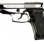 Пистолеты газовые Special 99 shiny хром фото