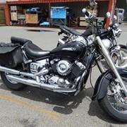 Мотоцикл чоппер No. B4987 Yamaha DRAGSTAR 400 CLASSIC фото