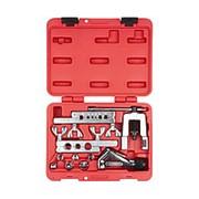 Приспособление для развальцовки и резки тормозных трубок, 4,75-12,7 мм, кейс, 10 предметов МАСТАК 102-22416C фото