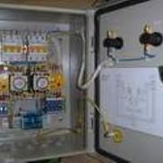 Наладка оборудования электрического шкафа фото