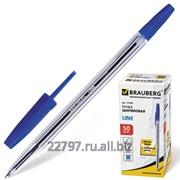 Ручка шариковая Line корпус прозр., толщ.письма 1,0 мм, синяя фото
