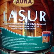 AURA LASUR средство защиты древесины фото