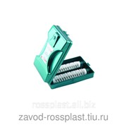 Щетка для ковров 2-х роликовая без ручки бирюзовый цвет, Код: РП-1022 фото