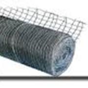 Сетка сварная оцинкованная с ячейкой 20х20 мм фото