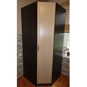 Шкаф угловой- гардеробная фото
