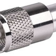 Коннектор PL259 под пайку для RG213 фото