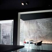 Монтаж и дизайн акустических натяжных потолков фото