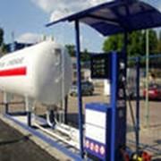 Проектирование газовых заправок. фото