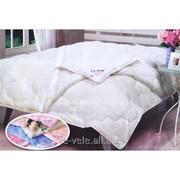 Одеяла Le Vele Зима/Лето микрофайбер. Double White 1,5 фото