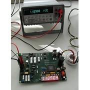 Измерительный прибор-вольтметр фото