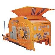 Машина для формования сейсмоустойчивых плит EV-7 фото