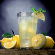 Лимонад газированный с соком фото