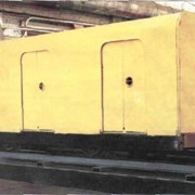 Вагонетка для перевозки людей ВПГ-18. фото