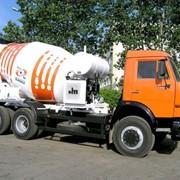 Аренда автобетоносмесителя КАМАЗ 65115-62 фото