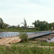 Разработка плавучих мостов фото