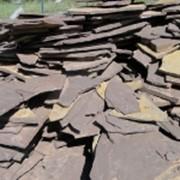 Натуральный природный камень, песчаник. фото