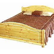 Кровать из сосны Марта фото