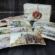 Ретро-открытки фото