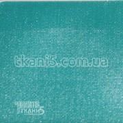 Ткань Тафта подкладочная (бирюзовый) 3460 фото