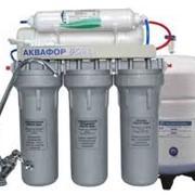 Установки для приготовления питьевой воды фото