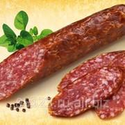 Колбаса сырокопченая Виченза Пиканто фото