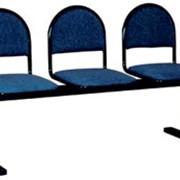 Блок стульев-тройка фото