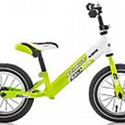 Беговел Azimut Balance Kids зеленый фото