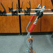 """Велокрепление """" АМОС"""" для 3х велосипедов фото"""