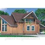 Рубленые дома в Кишиневе фото