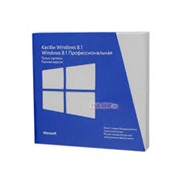 Программное обеспечение Microsoft Windows 8.1 32-bit/64-bit Russian Kazakhstan Only DVD Box фото