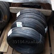 Проволока стальная термообработанная увязочная д. 1,2 мм ГОСТ 3282-74 фото