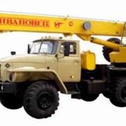 Аренда автокрана 25 тн 28 м Волхов фото