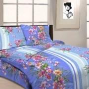 Ткань постельная Бязь 125 гр/м2 150 см Набивная Японский подснежник 3789-1/S055 TDT фото