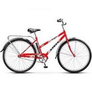 """Велосипед Stels Navigator-300 Lady 28"""", 20"""", красный, арт. Z010 фото"""