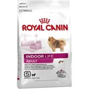 Indoor Life Adult Small Royal Canin корм для щенков и взрослых собак, От 10 месяцев, Миниатюрные , П фото