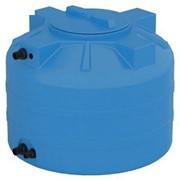 Емкость (бак, резервуар) для воды пластиковая ATV-200 круглая вертикальная Aquatech фото