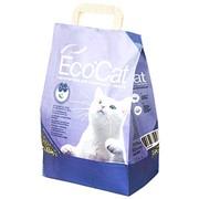Наполнитель для кошачьего туалета бентонитовый EcoCat фото