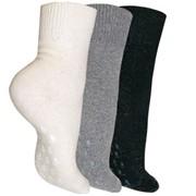 Носки согревающие с антискользящим покрытием фото