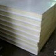 Панели из ППУ покрытие крафт бумага фото