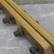 Стык изолирующий тип АпАТэК 2Р-65, 1Р-50 ЦП-450,ЦП-478,ЦП-481 фото