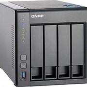 Сетевой накопитель QNAP TS-431X-8G фото