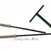 Композитные гибкие связи - базальтопластиковые анкеры для газобетона, длина 300 мм фото