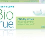 Линзы Bausch&Lomb Biotrue ONEday 30шт сила от -9,00 до -0,50 радиус 8,6 фото