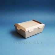 Ланч-бокс (упаковка для горячих блюд) фото