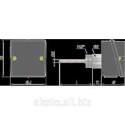 Датчик температуры термосопротивления ДТС3105-РТ1000.В2.120 фото