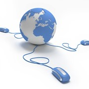 Услуги Интернет, сетевое подключение фото