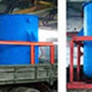 Передвижные адсоррбционные установки для очистки производственных и ливневых стоков фото